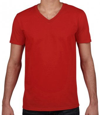 gd10-softstyle-v-neck-t-shirt-red
